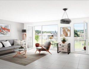 Achat / Vente appartement neuf La Balme-de-Sillingy au pied des montagnes (74330) - Réf. 2873