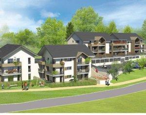 Achat / Vente appartement neuf La Balme-de-Sillingy proche centre (74330) - Réf. 5103