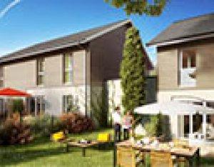 Achat / Vente appartement neuf La Biolle proche Aix-Les-Bains (73410) - Réf. 630