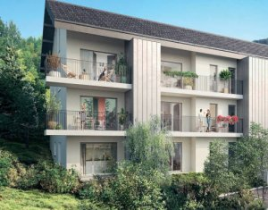 Achat / Vente appartement neuf La Muraz proche Saint-Julien-en-Genevois (74330) - Réf. 6055