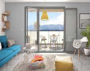 Achat / Vente appartement neuf La Ravoire (73490) - Réf. 5008