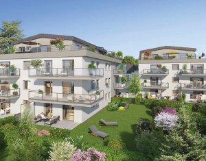 Achat / Vente appartement neuf la Roche sur Foron en lisière du centre-ville (74800) - Réf. 2671