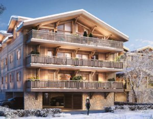 Achat / Vente appartement neuf Les Gets proche coeur de ville (74260) - Réf. 5918