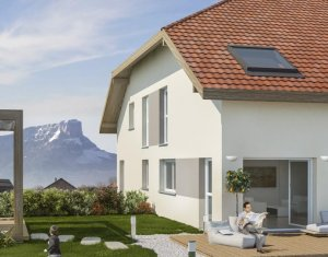 Achat / Vente appartement neuf Les Manches au pied du Mont Granier (73800) - Réf. 1399