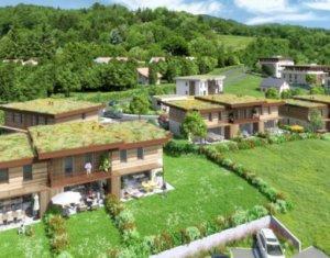 Achat / Vente appartement neuf Lucinges 20 minutes d'Annemasse (74380) - Réf. 2953