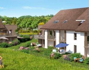 Achat / Vente appartement neuf Maxilly-sur-Léman centre-ville (74500) - Réf. 1100