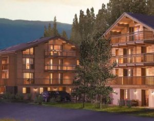 Achat / Vente appartement neuf Megève à l'entrée du village (74120) - Réf. 4370