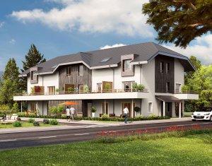 Achat / Vente appartement neuf Mercury proche Mairie (73200) - Réf. 169
