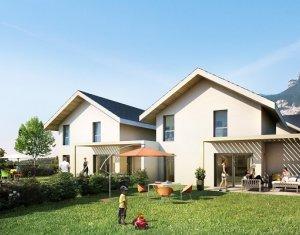 Achat / Vente appartement neuf Méry proche Aix-les-Bains (73420) - Réf. 4511