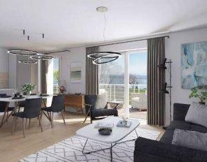 Achat / Vente appartement neuf Messery à proximité des commodités (74140) - Réf. 4785