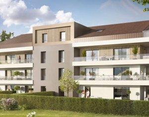 Achat / Vente appartement neuf Messery proche du lac (74140) - Réf. 6075