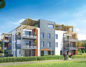 Achat / Vente appartement neuf Metz-Tessy coeur de village (74370) - Réf. 1127