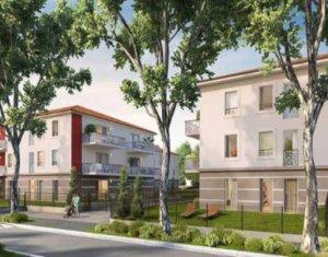 Achat / Vente appartement neuf Miribel hameau des Echets (01700) - Réf. 3495