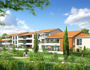 Achat / Vente appartement neuf Miribel proche gare (01700) - Réf. 991
