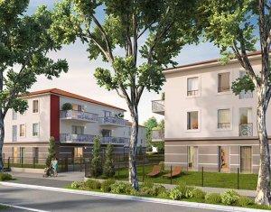Achat / Vente appartement neuf Miribel quartier des Echets (01700) - Réf. 1232
