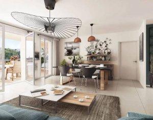 Achat / Vente appartement neuf Monnetier-Mornex en campagne proche Genève et ceva (74560) - Réf. 5539