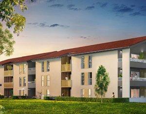 Achat / Vente appartement neuf Montluel proche commodités (01120) - Réf. 1152