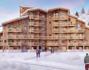 Achat / Vente appartement neuf Morzine au coeur de la station d'Avoriaz (74110) - Réf. 3970