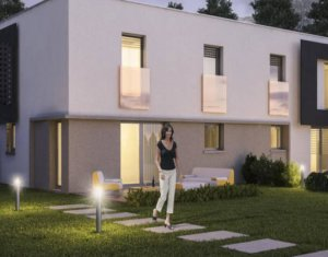 Achat / Vente appartement neuf Mouxy proche Aix-les-Bains (73100) - Réf. 3636