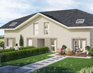 Achat / Vente appartement neuf Moye commune contiguë de Rumilly (74150) - Réf. 1084