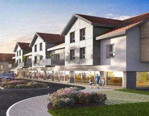 Achat / Vente appartement neuf Nangy - 9 km Annemasse (74380) - Réf. 4228