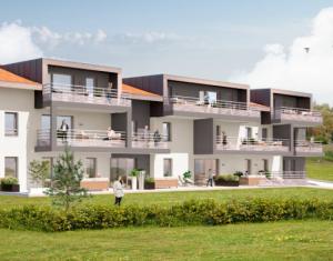 Achat / Vente appartement neuf Neydens à proximité de Genève (74160) - Réf. 4660