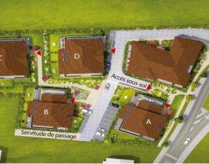 Achat / Vente appartement neuf Ornex à deux pas du centre (01210) - Réf. 5115