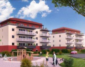 Achat / Vente appartement neuf Ornex aux portes de Genève (01210) - Réf. 2902