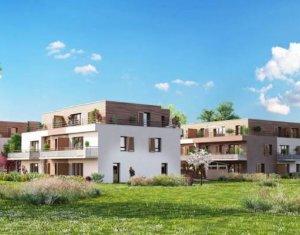 Achat / Vente appartement neuf Ornex proche bus et commodités (01210) - Réf. 4424