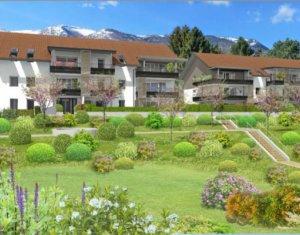 Achat / Vente appartement neuf Panorama sur le Mont Blanc (01710) - Réf. 368