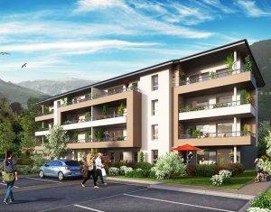 Achat / Vente appartement neuf Passy à deux pas des commerces et écoles (74190) - Réf. 1791