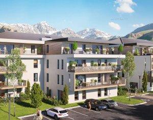 Achat / Vente appartement neuf Passy proche de la gare (74190) - Réf. 2853
