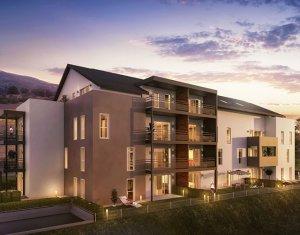 Achat / Vente appartement neuf PÉRON frontière Suisse (01630) - Réf. 2586