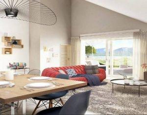 Achat / Vente appartement neuf Poisy vues sur les montagnes (74330) - Réf. 5356
