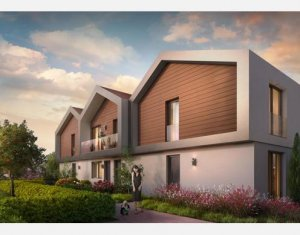 Achat / Vente appartement neuf Prévessin-Moëns chemin des Meuniers (01280) - Réf. 2171
