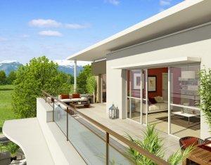 Achat / Vente appartement neuf Prévessin-Moëns proche frontière suisse (01280) - Réf. 671