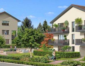 Achat / Vente appartement neuf PREVESSIN MOENS proche parc du chateau (01280) - Réf. 1560