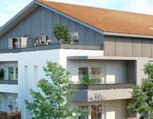 Achat / Vente appartement neuf Prévessin-Moëns proche Parc du Château (01280) - Réf. 3712