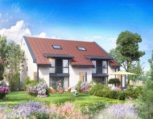 Achat / Vente appartement neuf Prévessin-Moëns quartier Vésegnin (01280) - Réf. 4003