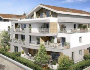 Achat / Vente appartement neuf Prévessins-Möens hypercentre (01280) - Réf. 2945