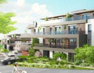 Achat / Vente appartement neuf Pringy proche de Annecy (74370) - Réf. 479