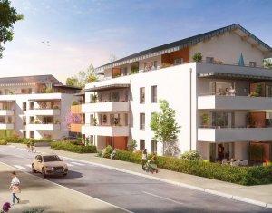 Achat / Vente appartement neuf Publier/ Amphion-les-bains proche Suisse (74500) - Réf. 2795