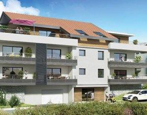 Achat / Vente appartement neuf Reignier-Esery havre de paix à proximité du Golf d'Esery (74930) - Réf. 1112