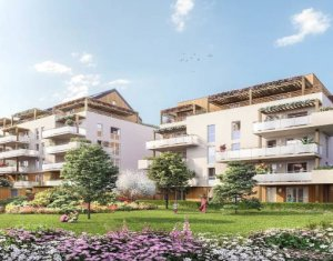 Achat / Vente appartement neuf Rumilly à 800 m de la mairie (74150) - Réf. 4518