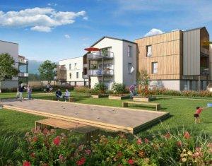 Achat / Vente appartement neuf Rumilly entre ville et nature (74150) - Réf. 5903