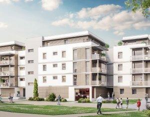 Achat / Vente appartement neuf Saint-Alban-Leysse centre bourg (73230) - Réf. 2036