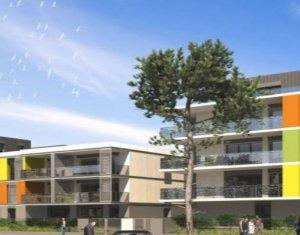 Achat / Vente appartement neuf Saint-Genis-Pouilly au pied du bus (01630) - Réf. 4929