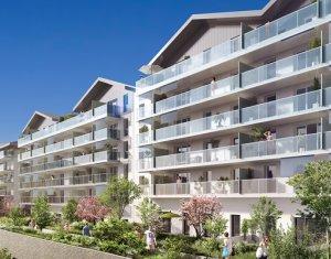 Achat / Vente appartement neuf Saint-Genis-Pouilly centre-ville (01630) - Réf. 146