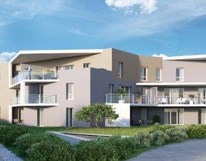 Achat / Vente appartement neuf Saint-Genis-Pouilly centre ville (01630) - Réf. 3597