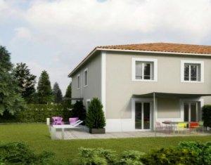 Achat / Vente appartement neuf Saint-Genis-Pouilly portes de Genève (01630) - Réf. 961